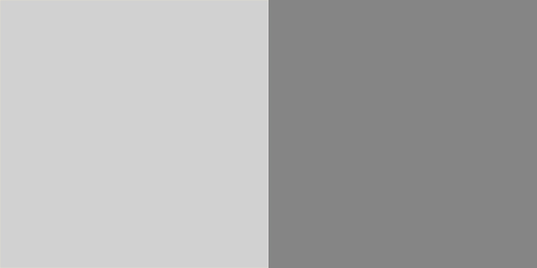 grey with crome finished metal